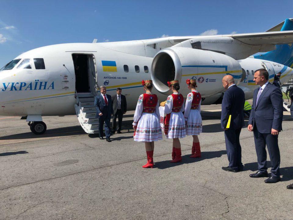 """Аеропорт """"Ужгород"""" прийняв перший регулярний рейс із 2016 року - Цензор.НЕТ 4870"""