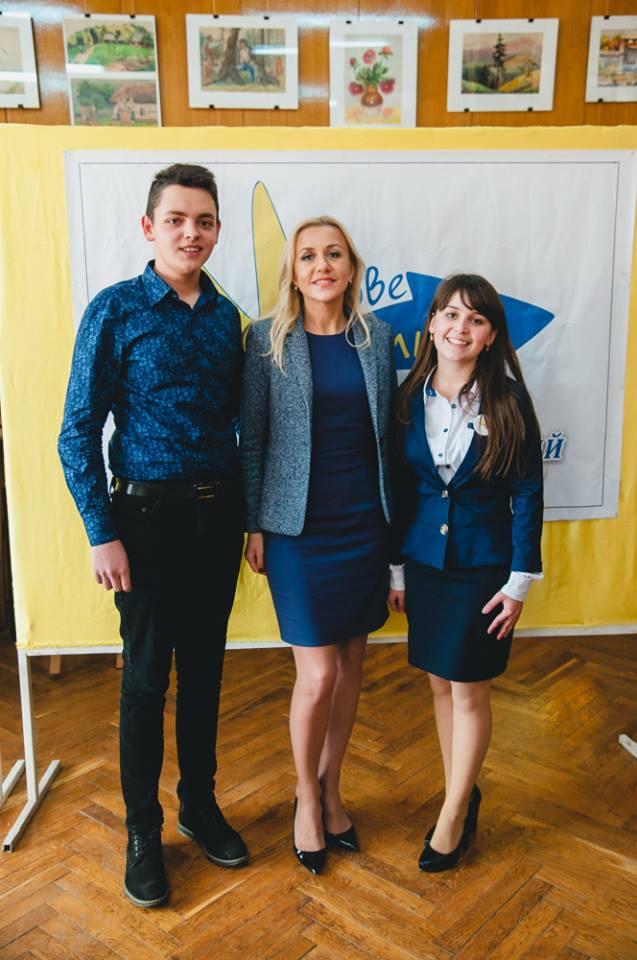 Президентом закарпатських школярів став учень з Іршавщини. ФОТО
