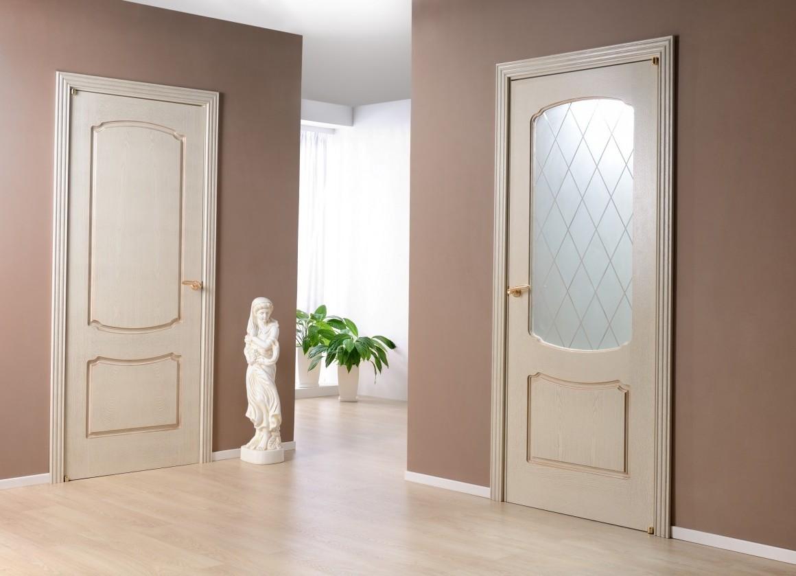 Двери миланский орех фото как выглядит данный цвет на