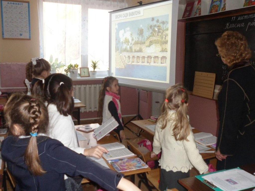 Учителі початкових класів
